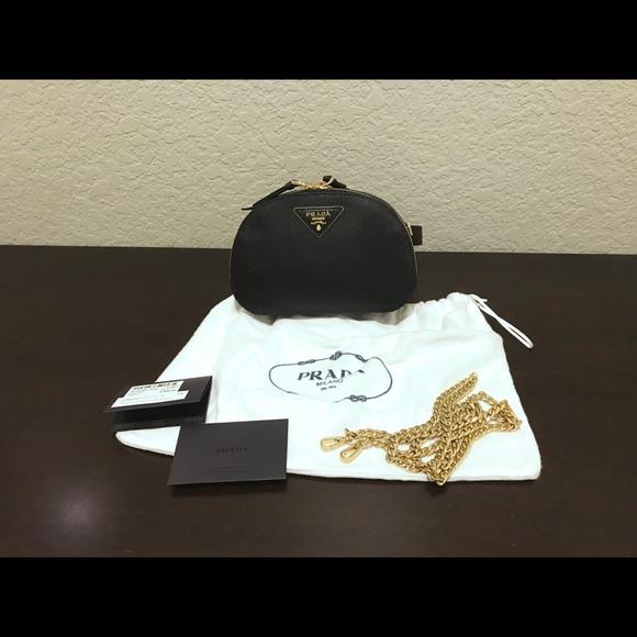 Prada Handbags - Sold. Prada odette saffiano belt bag / crossbody